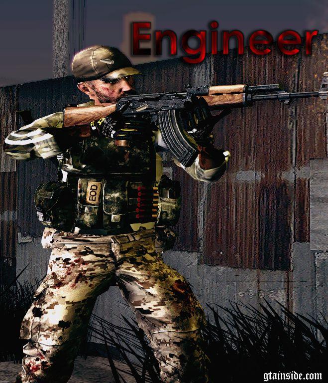 Gta Vc Skins Pack Bmp: GTA San Andreas Aftermath US Skin Pack BF3 Mod