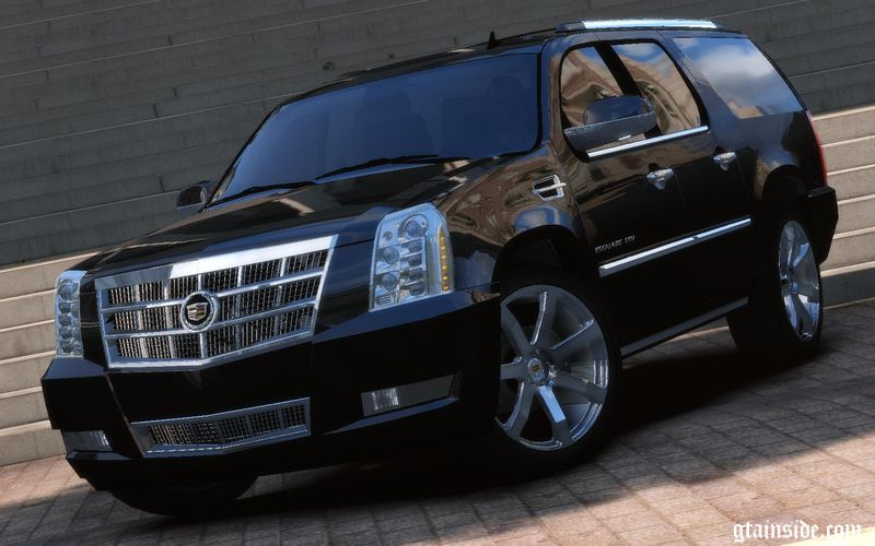 gta 4 2012 cadillac escalade esv platinum mod. Black Bedroom Furniture Sets. Home Design Ideas