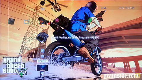 GTA 5 GTA V PS3 Theme Mod - GTAinside com