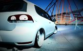 VW Golf mk6 Edit