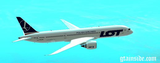 LOT Polish Airlines Boeing 787 Dreamliner