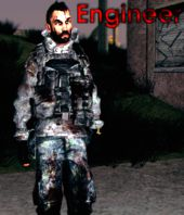 Aftermath RU Skin Pack BF3