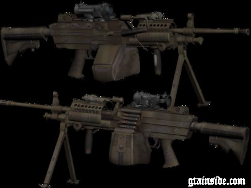 Medal Of Honor: Warfighter - MK48
