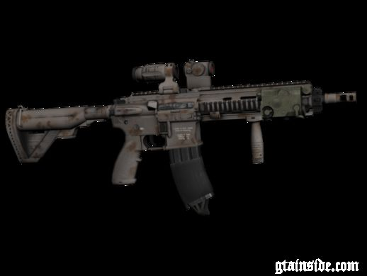 Medal Of Honor: Warfighter - HK416