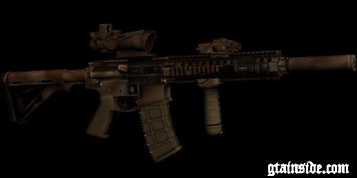 Medal Of Honor: Warfighter - MK18 Desert Stripes