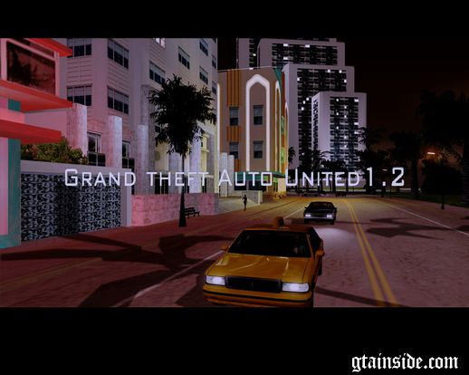 ashENB you set only for GTA United 1.2.0.1