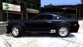 Ford Mustang GTRS 2013