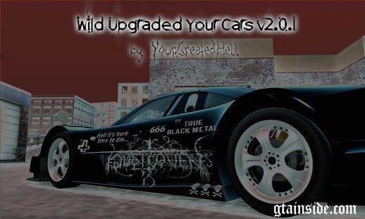 Wild Upgraded Your Cars v2.0.1