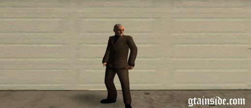 Wallace Breen from Half Life 2