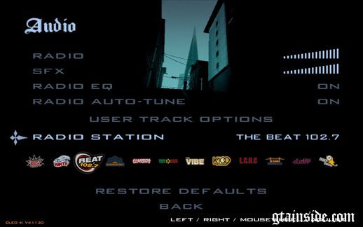 GTA IV Radiostations To SA [FINAL]