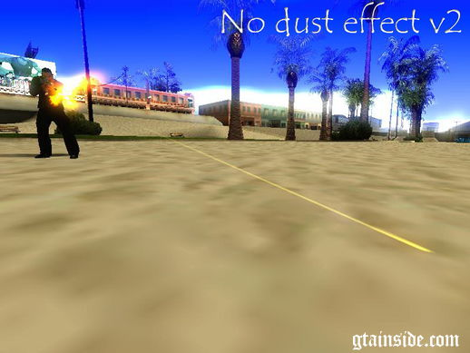 No Dust Effect v2