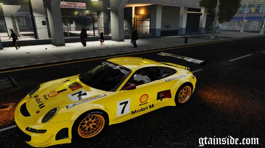 Porsche 911 GT3 RSR 3 New PaintJobs