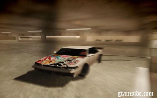 Sultan Drift and Camber Style