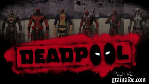 DeadPool Pack V2