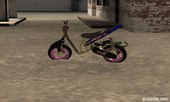 Moped Frame Racer Beta