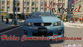 Holden VE Commodore Sportwagon SS 2009 v1.3