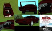 1969 Dodge Daytona Charger Fast and Furious 6