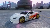 Lexus LFA SH (NFS SHIFT 2)