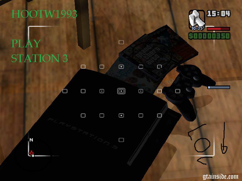 GTA San Andreas Playstation 3 Mod - GTAinside com
