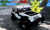 Jeep Wrangler Off road v2
