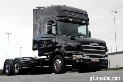 Scania V8 Best Sound Mod