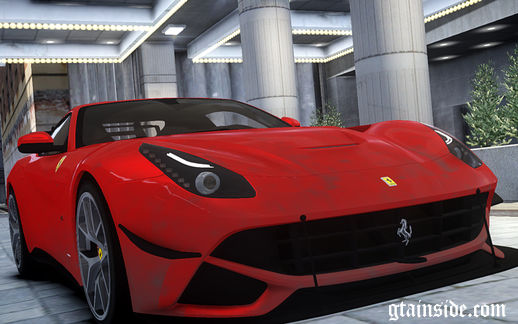 2013 Ferrari F12 Berlinetta Knoxville Edition
