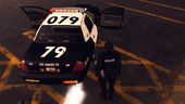 LSPD Ford Crown Victoria Police Interceptor