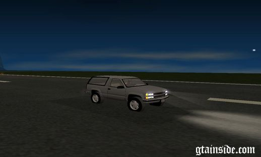 1996 Chevrolet Tahoe 2 Door Original