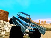Chevrolet Apache off road