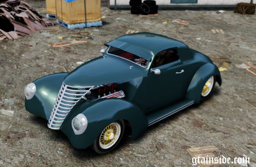 Walter StreetRod Custom Coupe Beta
