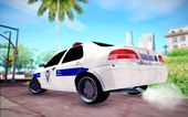 Fiat Albea Police Turkish