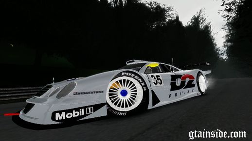 1998 Mercedes Benz CLK LM Sound PJs