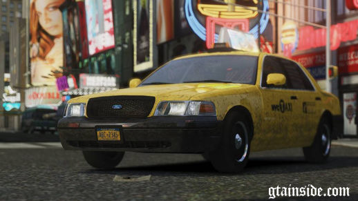 2006 Ford Crown Victoria Taxi