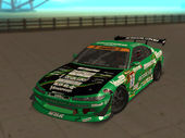 Nissan Silvia S15: Kei Office D1GP