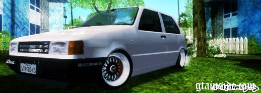 Fiat Uno Turbo HellaFlush