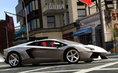 Lamborghini Aventador LP700-4 2012 Wheel Modified