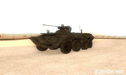 BTR-80 Modern Warfare 2