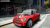 Mini Cooper S V8 SuperCharger Swap