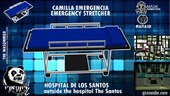 Hospital Stretcher The Santos