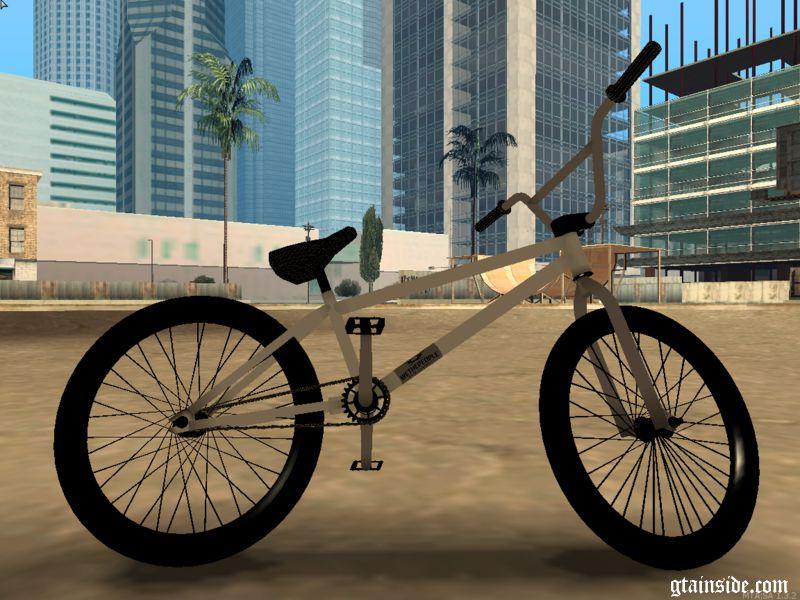 Gta San Andreas Wethepeople Justice 2013 Bmx Mod