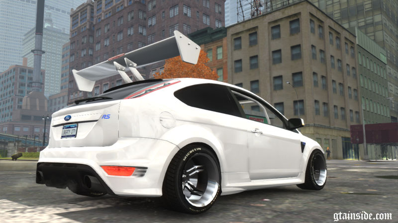 gta 4 ford focus tuning mod. Black Bedroom Furniture Sets. Home Design Ideas