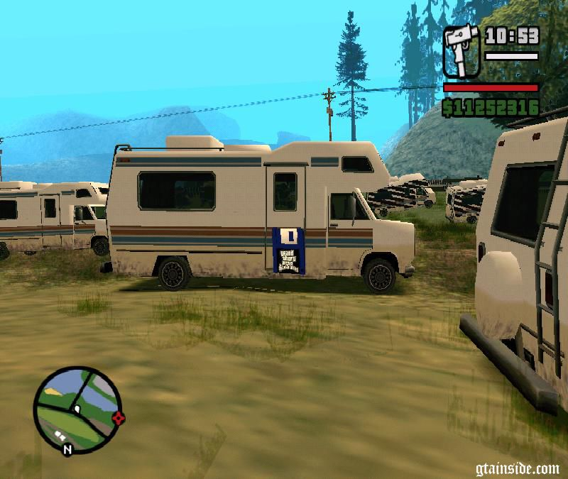 Gta San Andreas Camping Area Mod V1 0 Mod Gtainside Com