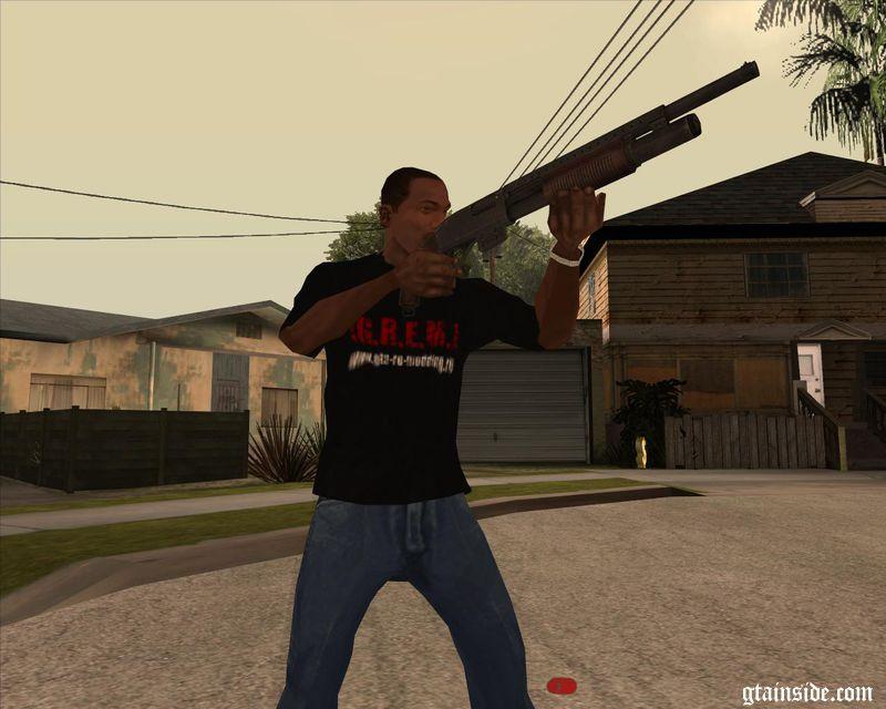 how to get the shotgun resident evil