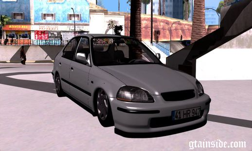 HR 98 Honda Civic EK