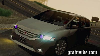 Honda Odyssey v1.5 Stock Version