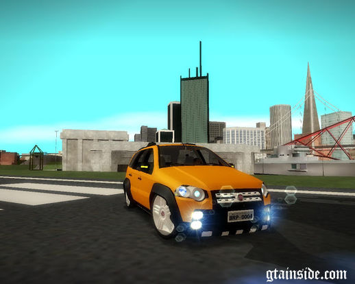 Fiat Palio Weekend Edit