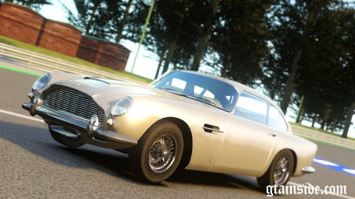 1964 Aston Martin DB5 *Beta*