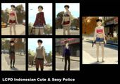 LCPD Indonesian Cute Sexy Police HD V3.0