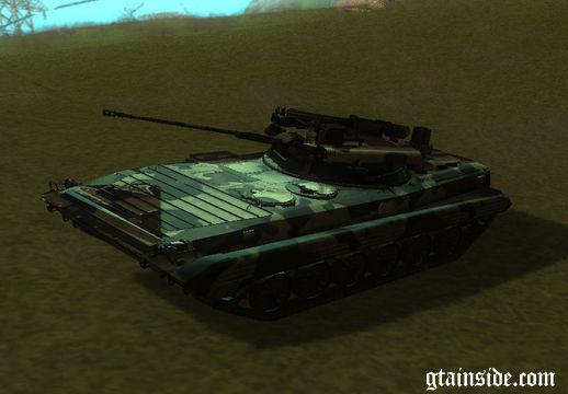 BMP-2M from Battlefield 3