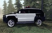NFS Undercover COP SUV